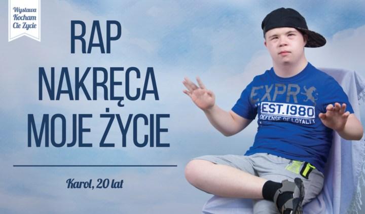 """WYSTAWA """"KOCHAM CIĘ ŻYCIE"""""""