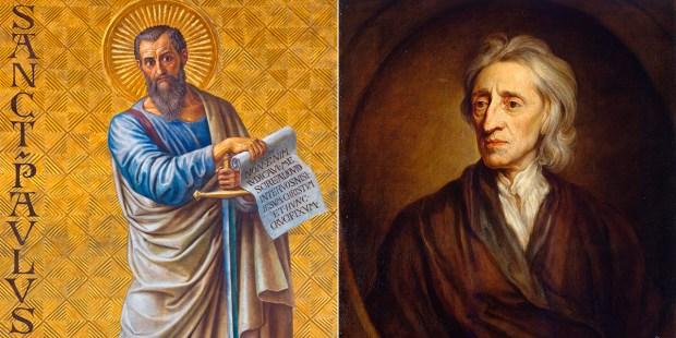 John Locke Saint Paul