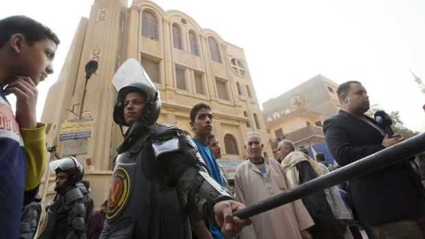 ATAK TERRORYSTYCZNY W EGIPCIE