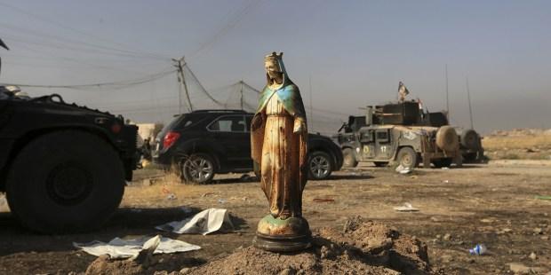 FIGURA MARYI W IRAKU