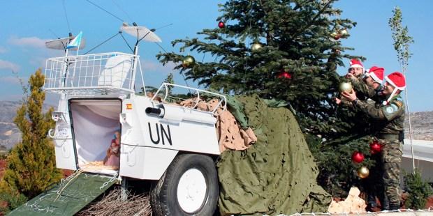 UNITED NATIONS,NATIVITY