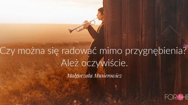 Cytat na adwent, Małgorzata Musierowicz