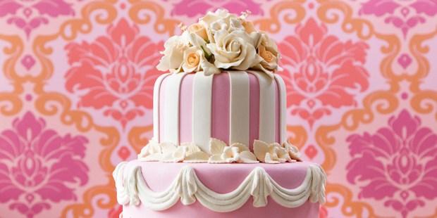 Weselny tort