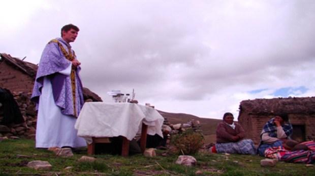 KSIĄDZ MARIUSZ NA MISJACH