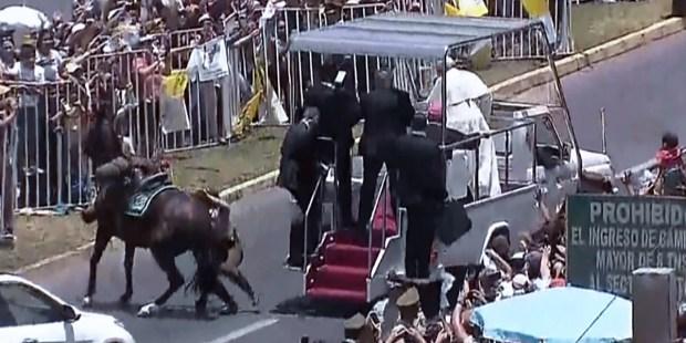 PAPIEŻ FRANCISZEK W CHILE