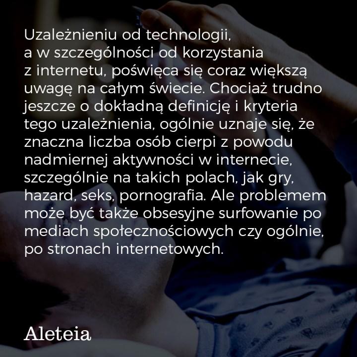 SCHORZENIA ZWIĄZANE Z TECHNOLOGIĄ