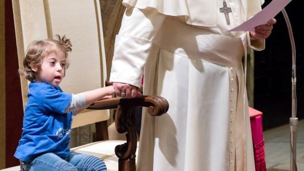 POPE GIRL