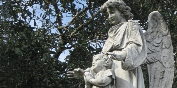 ANGEL,CHILD,STATUE
