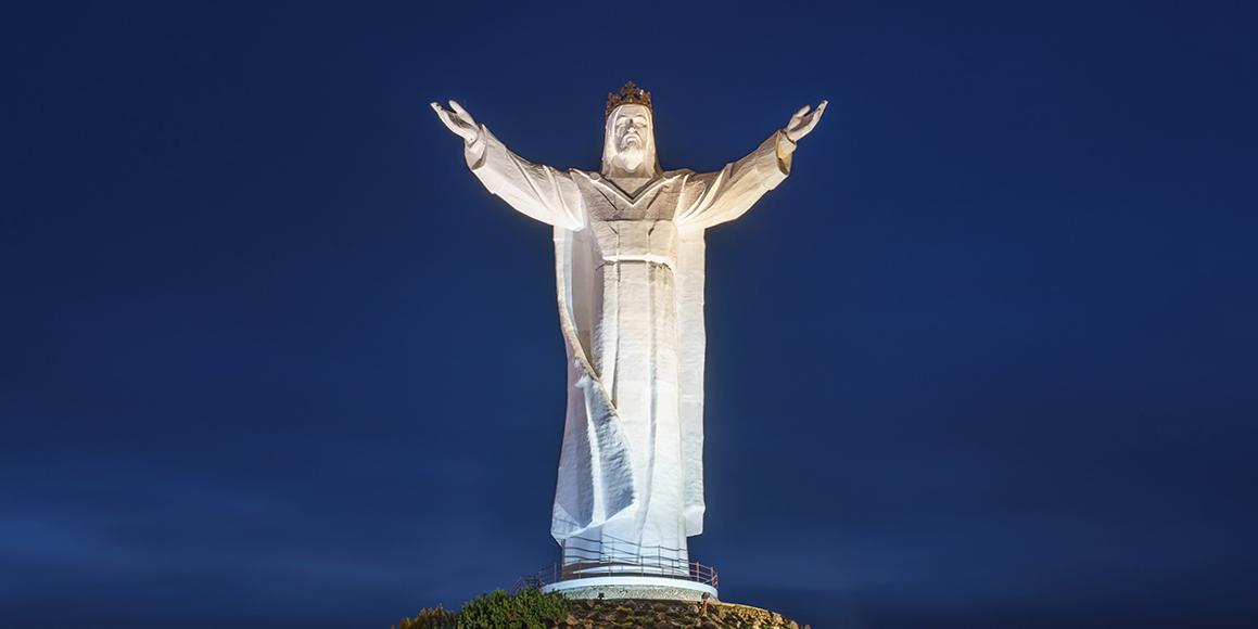 CHRIST THE KING - SWIEBODZIN-POLAND
