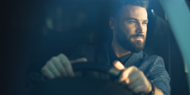 HANDSOME,MAN,DRIVING