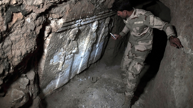 MOSUL ARCHAEOLOGY