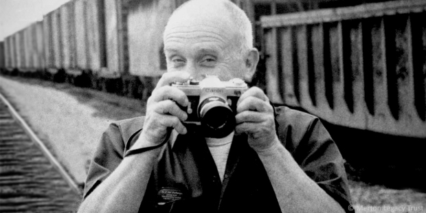 THOMAS MERTON,PHOTOGRAPHER