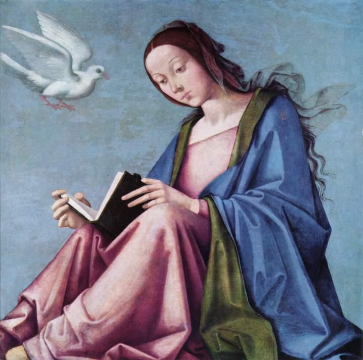 CYTATY O MARYI
