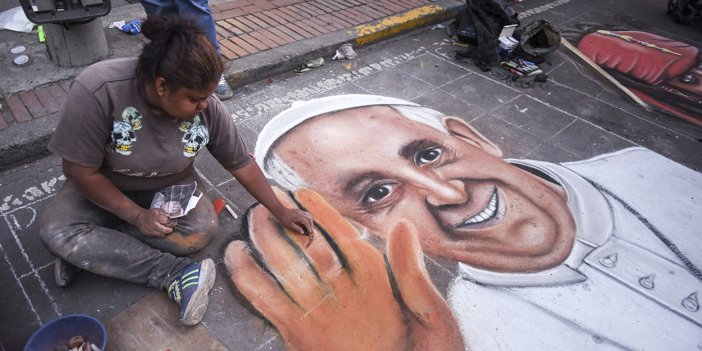 POPE ARTIST