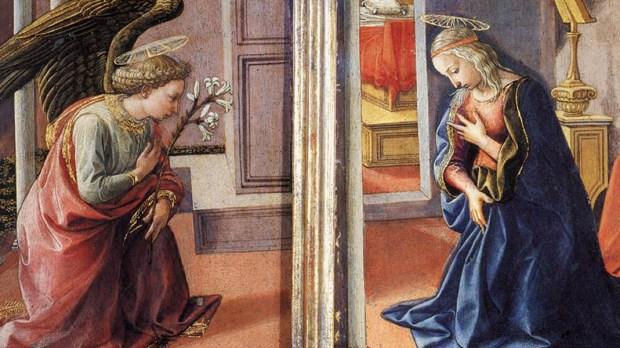 ZWIASTOWANIE NAJŚWIĘTSZEJ MARYI PANNIE