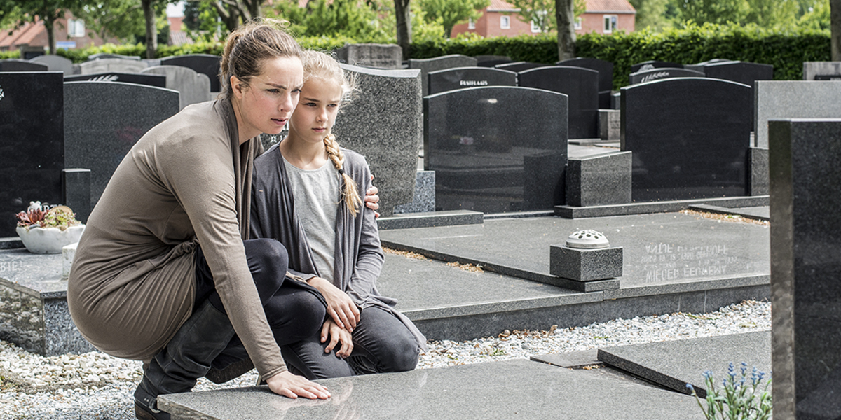 VISITING GRAVE