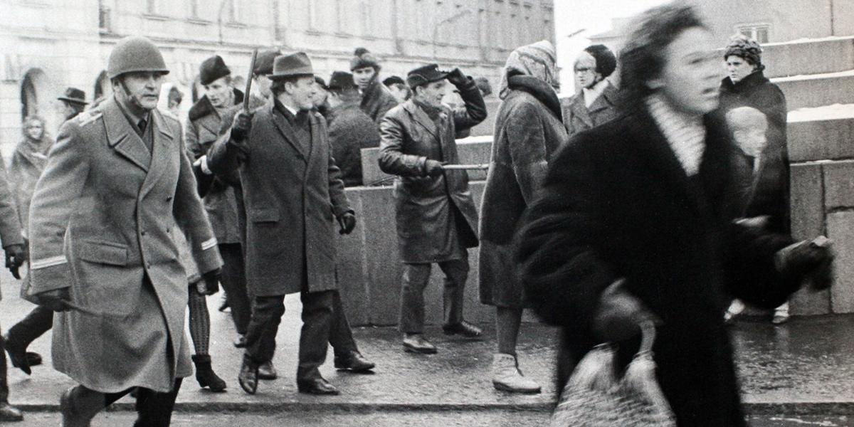 ZAMIESZKI, MARZEC 1968