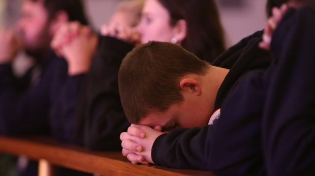 TEEN,PRAYER