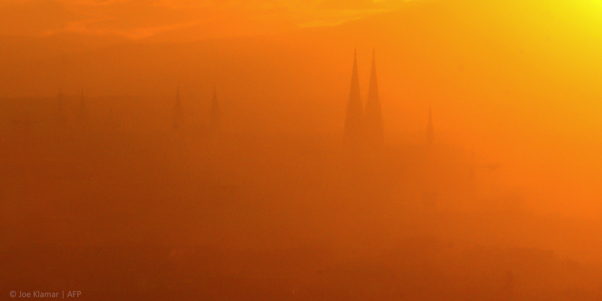 VIENNA,CATHEDRAL,SUNSET