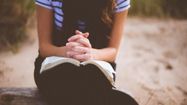 BIBLE PRAY