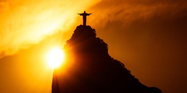 CHRIST THE REDEEMER,RIO