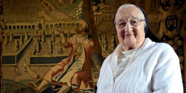 SISTER Agnes-Marie Valois