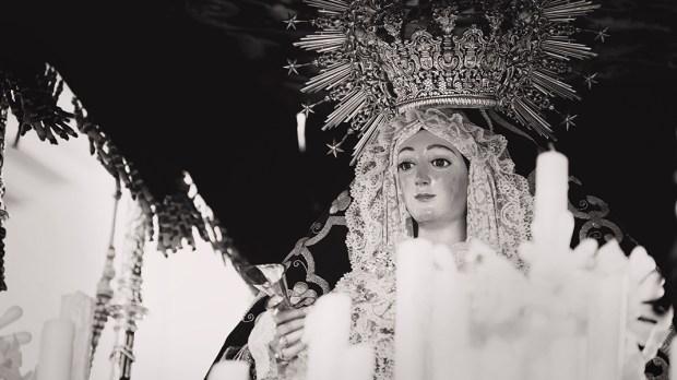 POSĄG MARYI