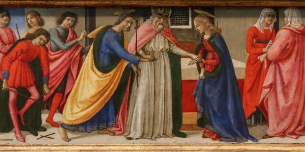 MIŁOŚĆ MARYI I JÓZEFA
