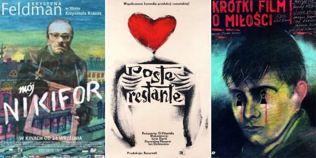POLSKIE FILMY Z NAGRODAMI