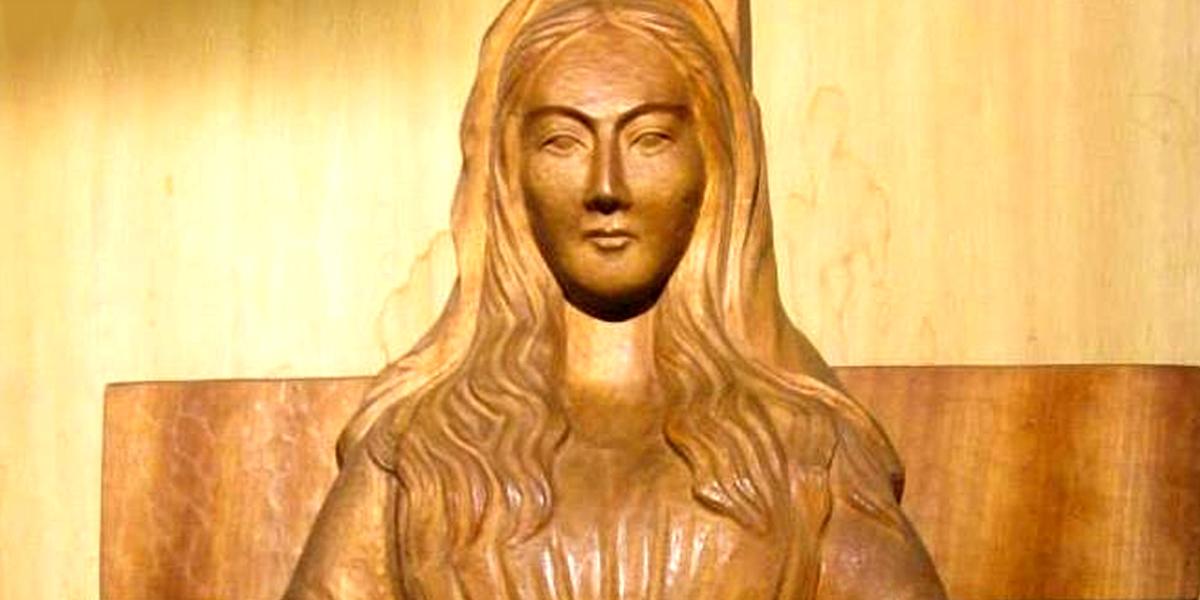 OBJAWIENIA MARYI W AKITA