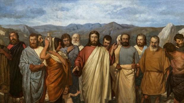 CHRIST,APOSTLES