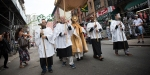 NEW YORK,PROCESSION,LITTLE ITALY