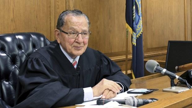 SĘDZIA JUDGE FRANK