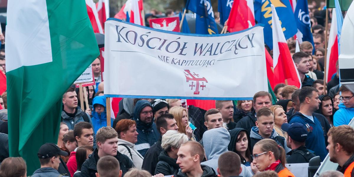 POLITYCZNE KAZANIA