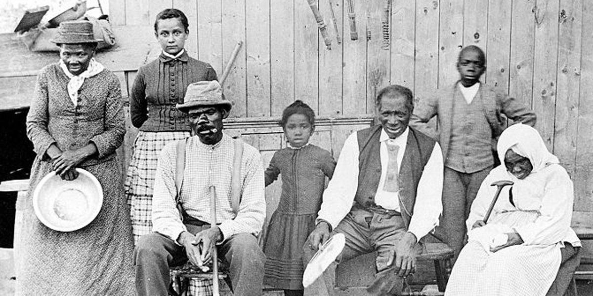 HARRIET TUBMAN,SLAVERY