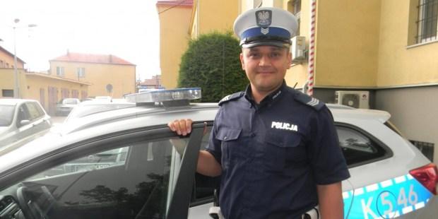POLICJANT Z KOLBUSZOWEJ