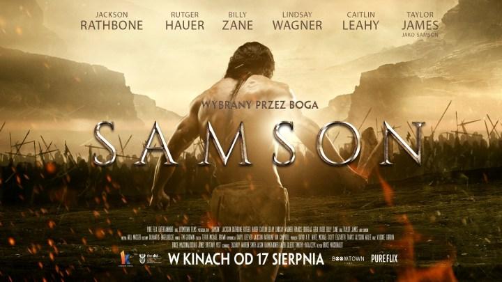 SCENY Z FILMU SAMSON