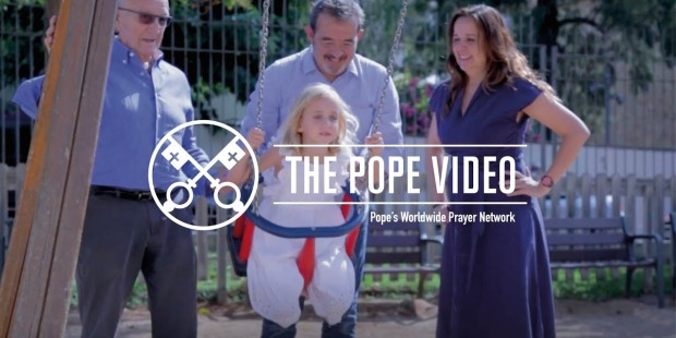 AUGUST 2018 POPE VIDEO
