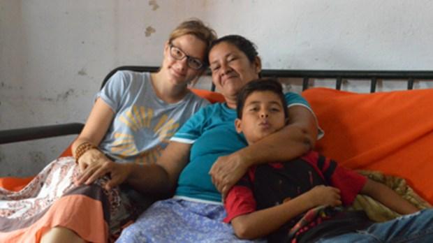 POSŁUGA W EL SALWADORZE