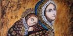 MARYJA NIESIE JEZUSA W CHUŚCIE