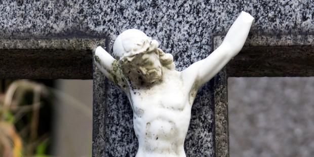 JEZUS POŁAMANY