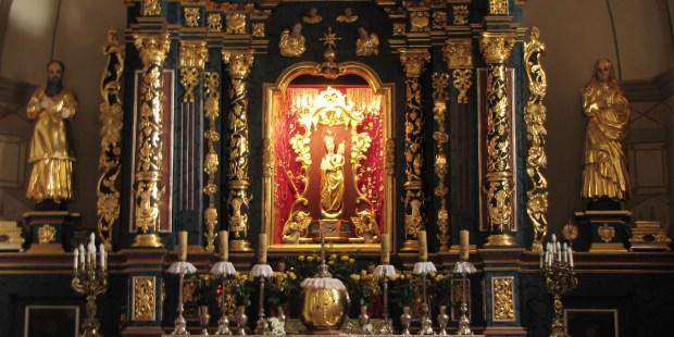 OBJAWIENIE MARYJNE W WĄWOLNICY