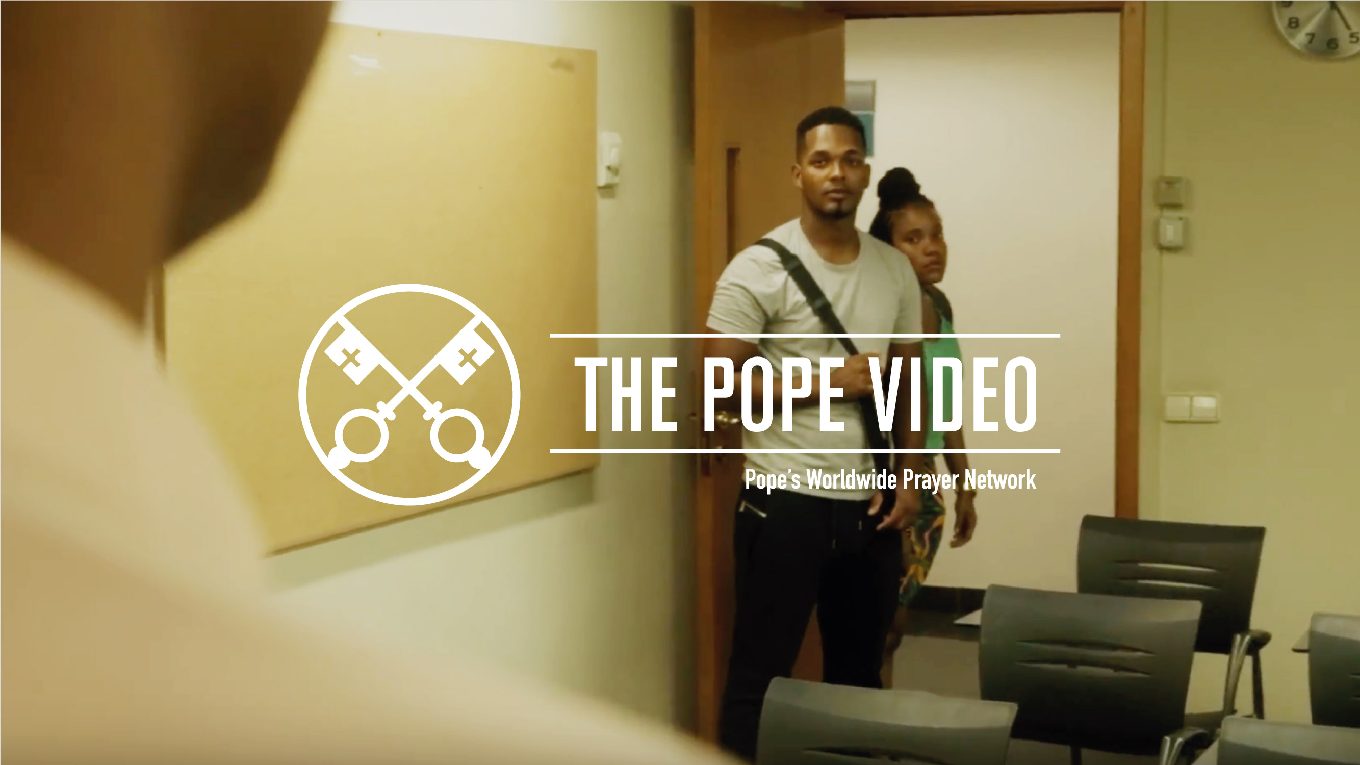 POPE VIDEO SEPTEMBER 2018