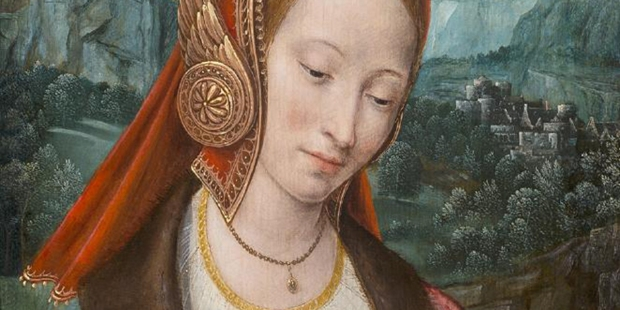 CATHERINE OF GENOA