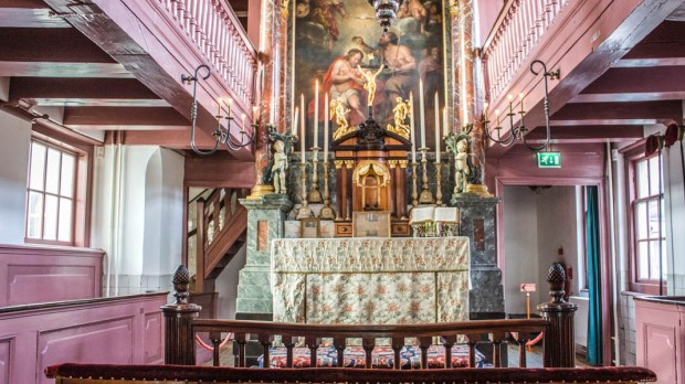 ATTIC CHURCH
