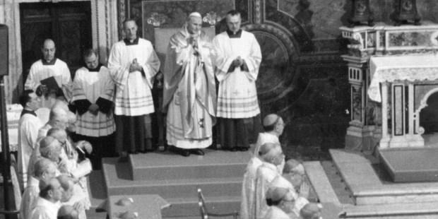 JAN PAWEŁ II, PRZEMÓWIENIE NA ZAKOŃCZENIE KONKLAWE