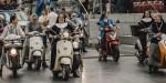 SIOSTRY ZAKONNE WJECHAŁY NA STADION NA MOTORACH