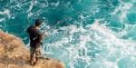 RYBAK WYŁOWIŁ DZIECKO Z OCEANU