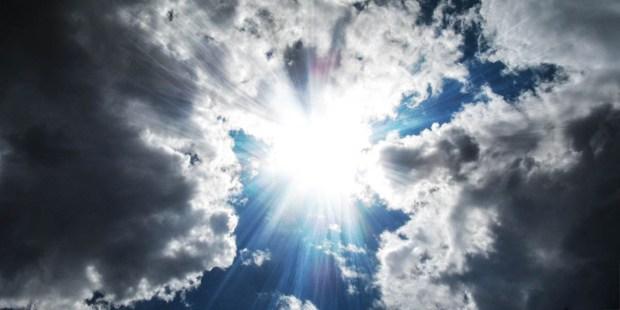 SUN,CLOUDS