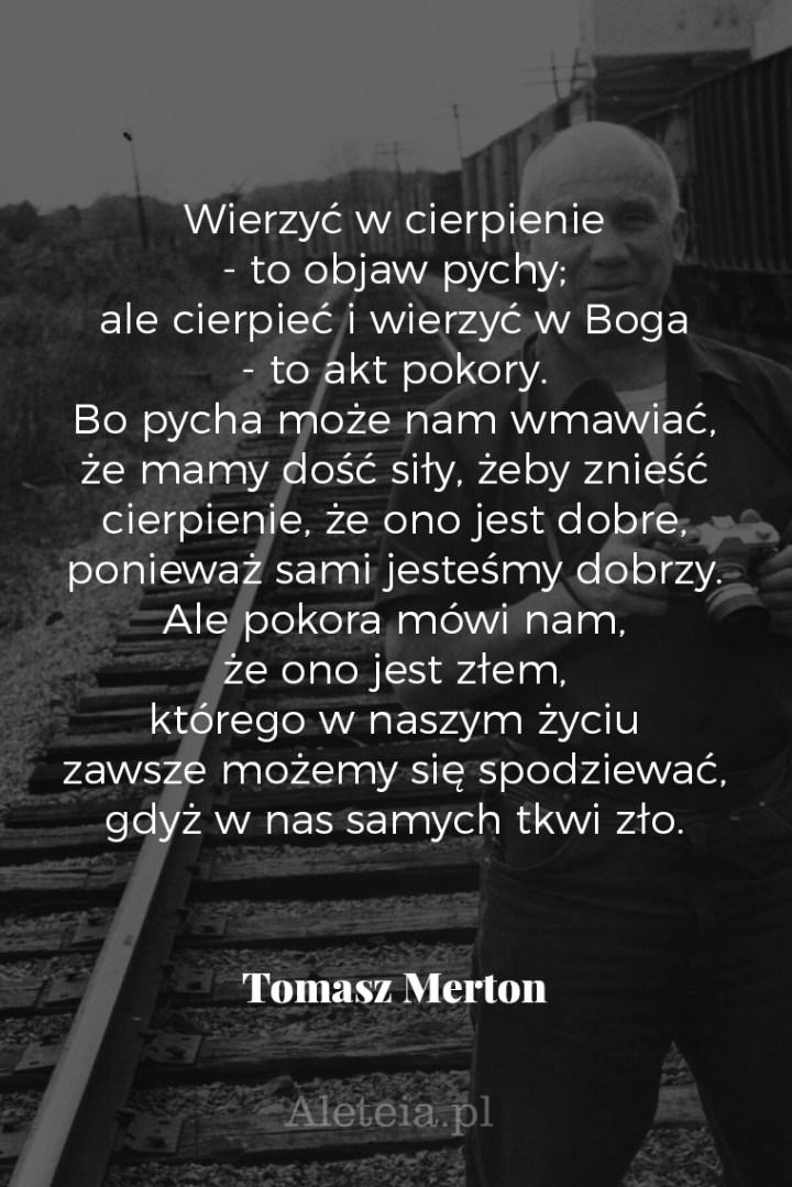 CYTATY TOMASZA MERTONA